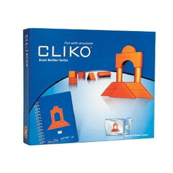 FoxMind Games Cliko Game Ages 8+, 1 ea