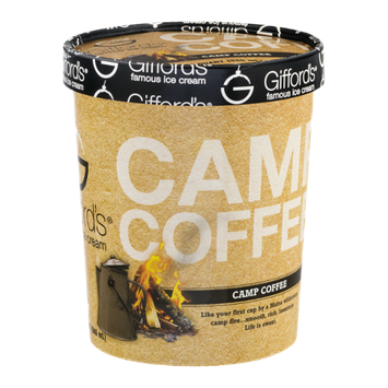 Giffords's Famous Ice Cream Camp Coffee