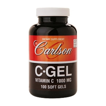 Carlson C-Gel vitamin C 1000 mg