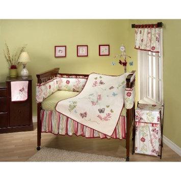 NOJO Alexis Garden 6pc Set - 6 Piece Infant Crib Set