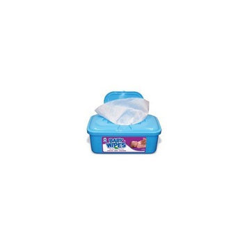 ROYAL PAPER PRODUCTS Royal Paper RPBWS-80 Baby Wipes (RPPRPBWS-80) Category: Baby Wipes