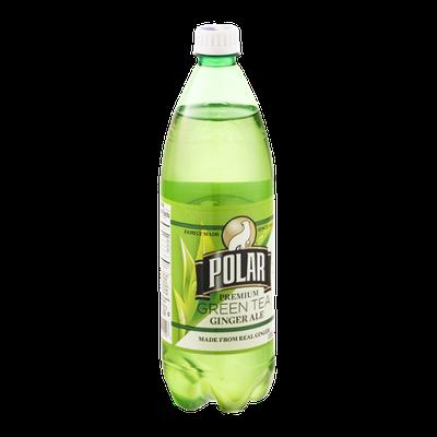 Polar Premium Green Tea Ginger Ale