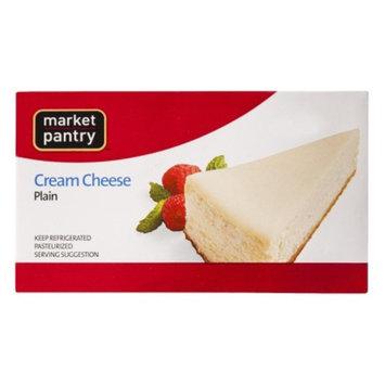 market pantry Market Pantry Plain Cream Cheese - 8 oz.