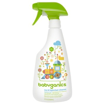 BabyGanics The Cleaner Upper Toy & Highchair Cleaner