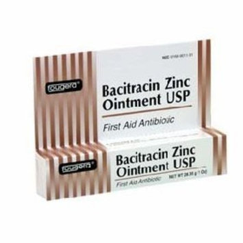 Fougera Co. Bacitracin Zinc Ointment, USP - 4 Oz Tube - Fougera - Tube