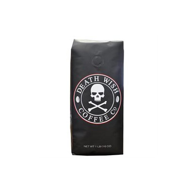 Death Wish Coffee 16 oz Bag - Ground