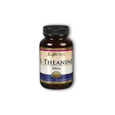 Lifetime L-Theanine - 200 mg - 30 Vegetarian Capsules