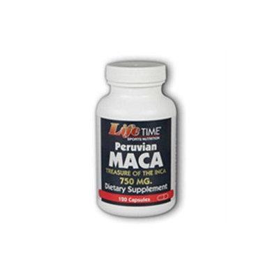 Lifetime Peruvian Maca - 750 mg - 120 Capsules