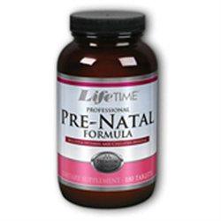 LifeTime Professional Pre-Natal Multivitamin, Capsules, 180 ea