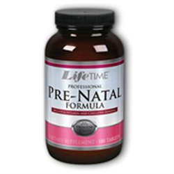 Lifetime Professional Prenatal Formula - 180 Tablets