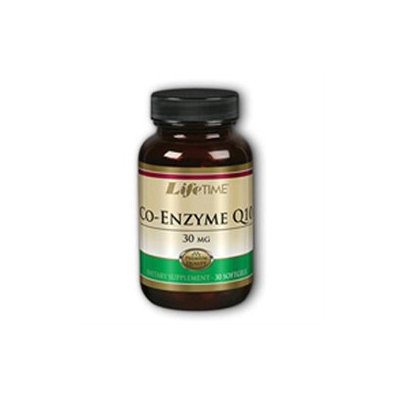 Lifetime Co-Enzyme Q10 - 30 mg - 30 Softgels