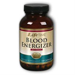 Blood Energizer Complete Iron Formula, 100 Capsules, LifeTime