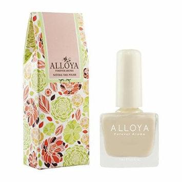 Alloya Natural Non Toxic Nail Polish, Water Based, 023 My pearl earrings