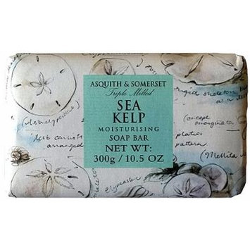 Asquith & Somerset Sea Kelp Single Soap Bar 10.5 Oz. From England