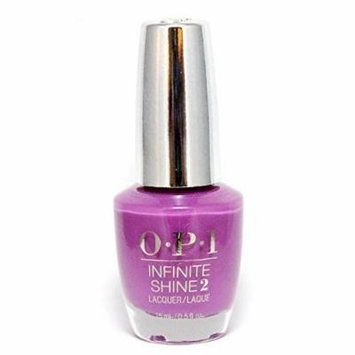 OPI Infinite Shine Gel Effects Nail Polish Lacquer System - IS L12 - Grapely Admired, 0.5 Fluid Ounce