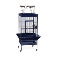 Prevue Hendryx Prevue Pet Products Wrought Iron Small Parrot Cage