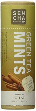 Frontier Natural Foods Frontier Natural Products 225862 Sencha Naturals Green Tea Leaf Mints Bombay Chai 0.72 Oz.