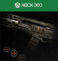 Activision Call of Duty Black Ops II Paladin Personalization Pack