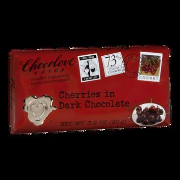 Chocolove Cherries in Dark Chocolate