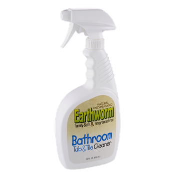 Earthworm Bathroom Tub&Tile Cleaner
