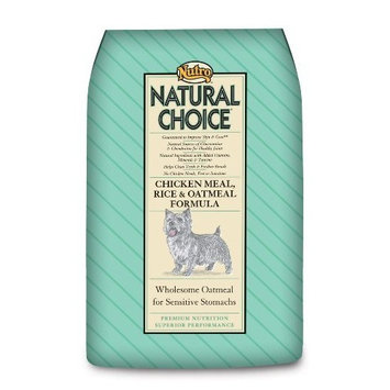 Natural Choice Dog Natural Choice Chicken Meal, Rice, and Oatmeal Formula Dog Food, 5-Pound