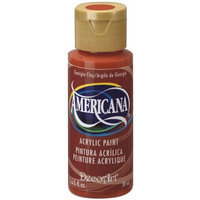 DecoArt Americana Acrylic Paint, 2-Ounce, Georgia Clay