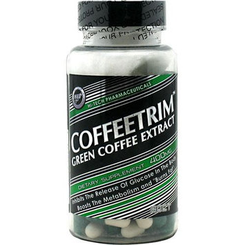 Muscle And Fitness Hi-Tech Pharmaceuticals CoffeeTrim Green Coffee Extract