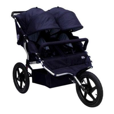 Tike Tech All Terrain X3 Sport Double Stroller - Classic Black
