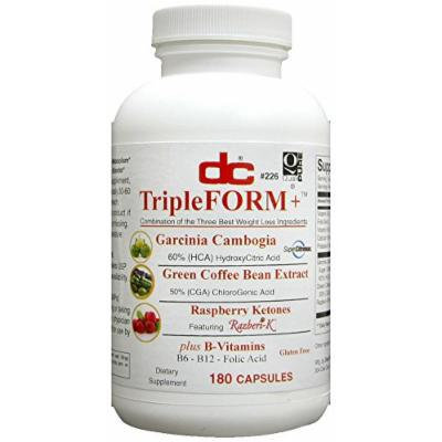 DC Labs - TripleFORM+ - 180 Capsules