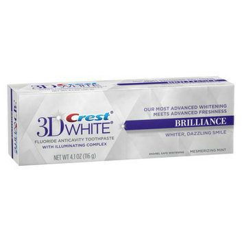 Crest 3D White Mint Toothpaste
