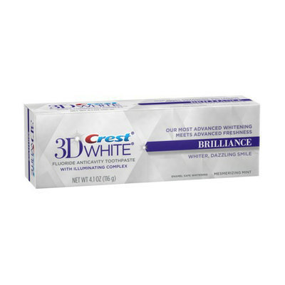 Crest 3D White Mint Toothpaste