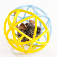 ToyShoppeA Mouse Ball Squeaker Cat Toy