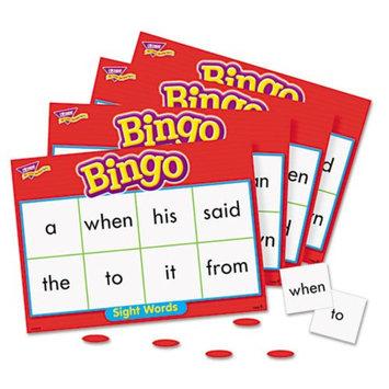 Trend T-6064 Sight Words Bingo Game