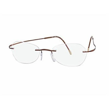 Silhouette Eyeglass TMA the Must Collection Coper 6682-6069
