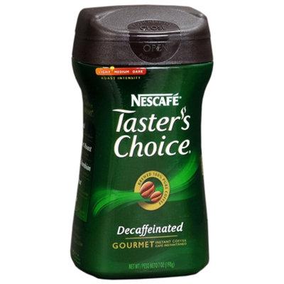 Nescafe Taster's Choice Decaffeinated Coffee