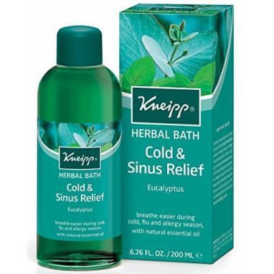 Kneipp Herbal Bath Cold & Sinus Relief Eucaluptus 6.76oz/200ml