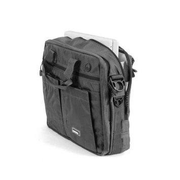 Naneu Military Tech MT13 Slim Messenger Laptop Case, Black
