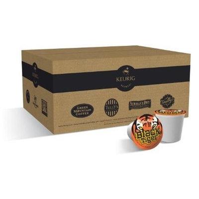 Coffee People Black Tiger K-Cup Portion Pack for Keurig K-Cup Brewers (Pack of 50)