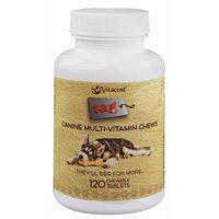 Vitacost Canine Multi-Vitamin Chews -- 120 Chewable Tablets