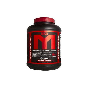 MTS Nutrition Machine Whey, Great Tasting Protein for Building Muscle, Mint Cookies & Cream, 5 Lbs (2270g)
