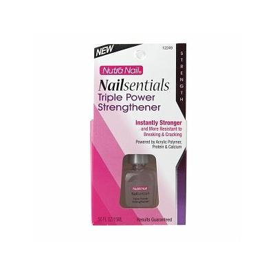 Nutra Nail Nailsentials Triple Power Strengthener 0.5 fl oz