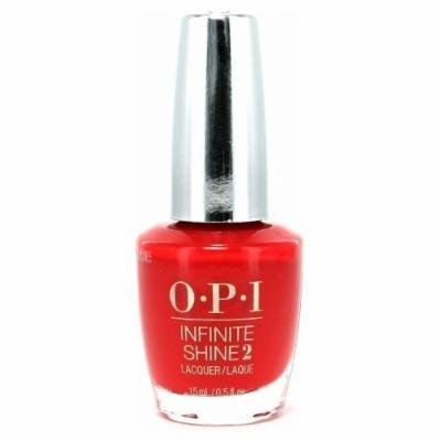 OPI Infinite Shine Gel Effects Nail Polish Lacquer System - IS L09 - Unequivocally Crimson, 0.5 Fluid Ounce