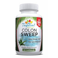 Pure Colon Cleanse Detox Supplement - 15 Days Total Ultimate Gentle Natural Herbal Cleanser : Support Weight Loss, Digestive System,Energy: Best for Women and Men - 60 VCap
