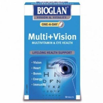Bioglan Multi + Vision 50 Tab