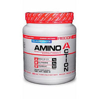 Reaction Nutrition Recor Amino Action Intra-Workout Muscular Support Formula, Glacier Blue, 500 Gram