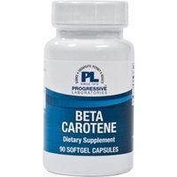 Progressive Research Beta Carotene 90 Softgels