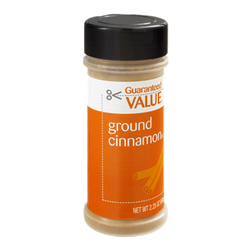 Guaranteed Value Gound Cinnamon
