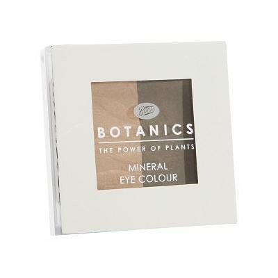 Boots Botanics Eye Shadow Duo, White Peach 0.1 oz