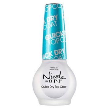 Nicole Miller Nicole by OPI Quick Dry Top Coat