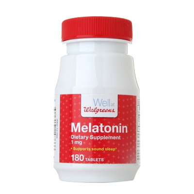 Walgreens Melatonin 1mg